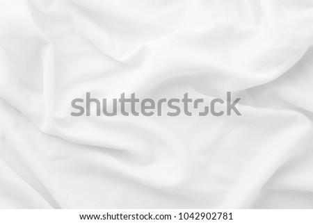 white cloth texture background