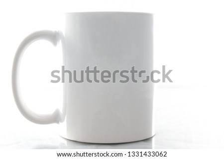 white coffee cup #1331433062