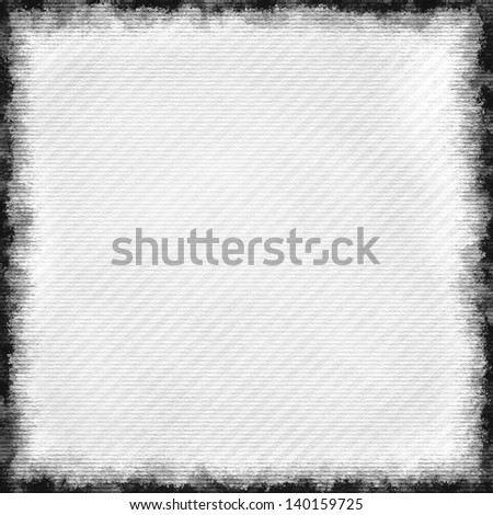 White cold pressed paper texture or background