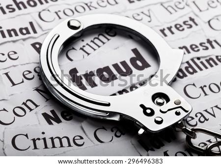 White Collar Crime, Crime, Finance. #296496383
