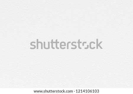 White color texture background for paper or wall background of any content. #1214106103
