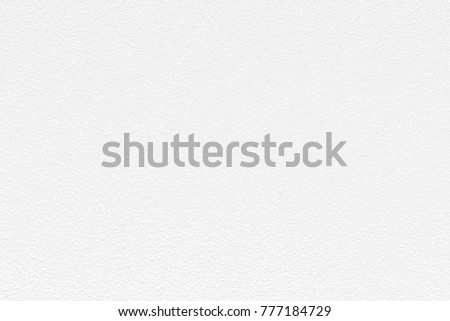 White color texture pattern abstract background can be use as wall paper screen saver cover page or for winter season card background or Christmas festival card background and have copy space for text - Shutterstock ID 777184729