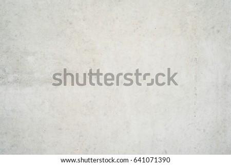 White concrete background - Shutterstock ID 641071390