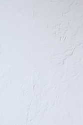 white concrete background, space for advertising