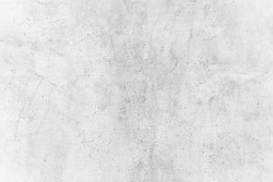 White concrete street wall background or texture