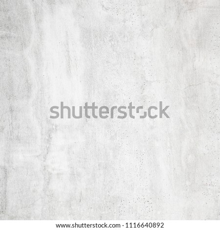 white concrete texture background of natural cement or stone old texture as a retro pattern wall.Used for placing banner on concrete wall. #1116640892
