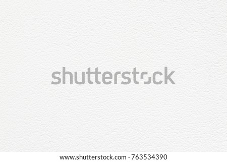 White Concrete Wall Background. #763534390