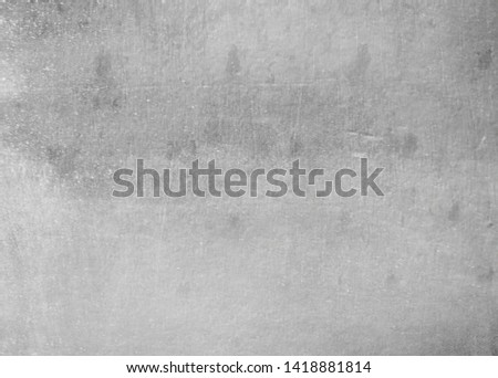 white concrete wall background or old texture as a retro pattern wall #1418881814