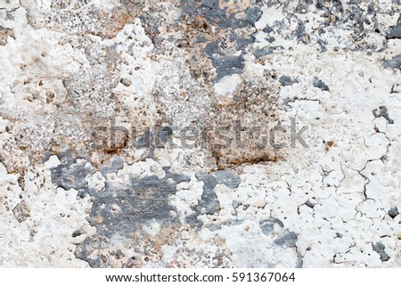 white concrete wall texture #591367064
