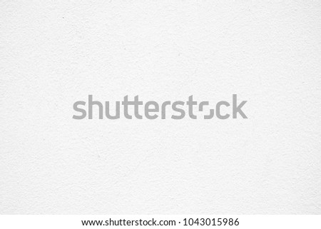 White Concrete Wall Texture Background. #1043015986