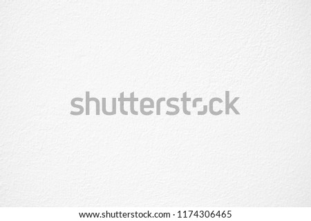White Concrete Wall Texture Background. #1174306465