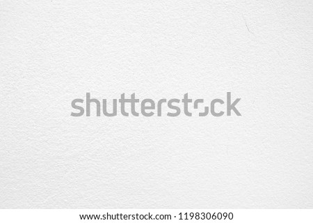 White Concrete Wall Texture Background. #1198306090