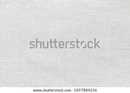 White Cotton fabric cloth background High Resolution texture for design