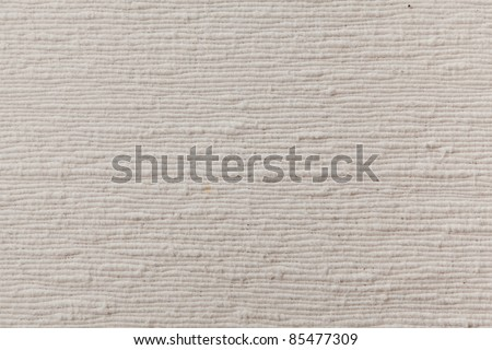white cotton fabric texture background