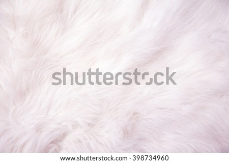 White cotton wool background texture.
