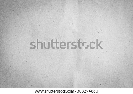 White crumpled paper for backgrounds with vignette