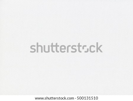 White drawing paper texture background #500131510