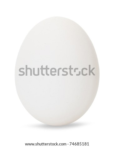 white egg with work path selection