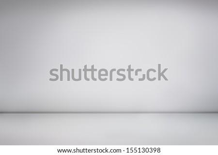 White empty photo studio, empty photographer studio background #155130398