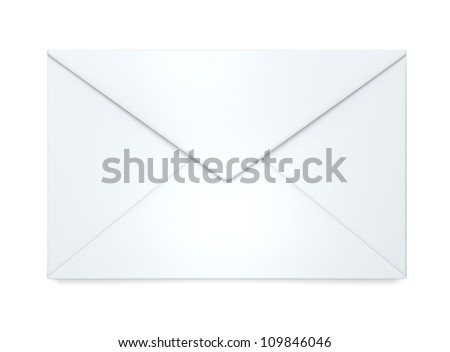 white envelope icon