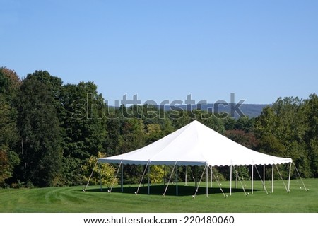 white events tent  #220480060