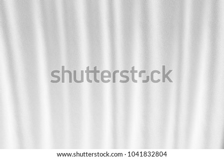 White Fabric Texture Background 1041832804