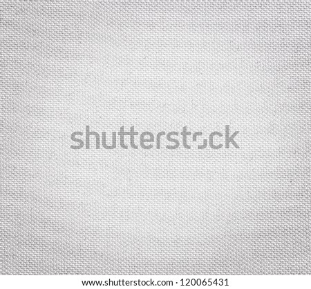 White fabric texture. Clothes background. Close up