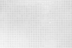 White Floor tiles pattern for background.