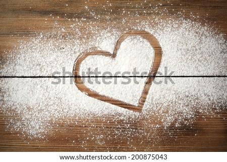white flour  #200875043