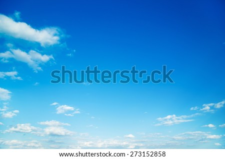 Shutterstock white fluffy clouds in the blue sky
