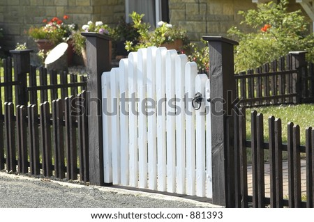 Aluminum Fence - Photos!!