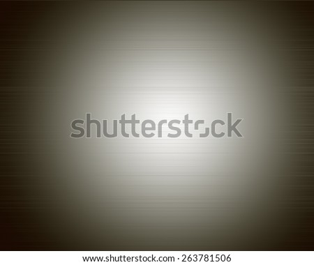 white gradient on the dark background. Gradient background with white spot.