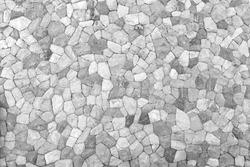 white granite stone wall