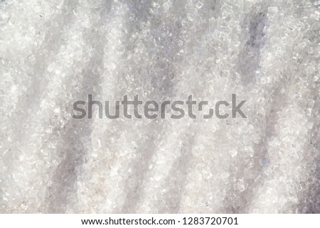 white granulated sugar, macro, backround, texture