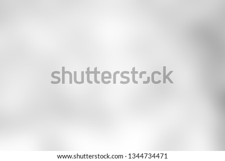 white gray background / soft grey gradient abstract background