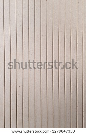 white grey groovy wooden panel board
