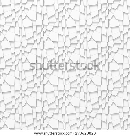 White grey seamless texture. Raster modern background. Can be used for graphic or website background