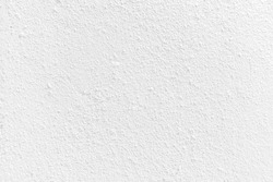 white grunge cement or concrete wall texture background.