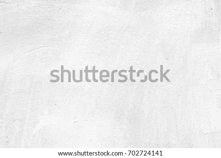 White Grunge Concrete Wall Background. #702724141