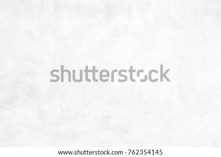 White Grunge Wall Texture Background. #762354145