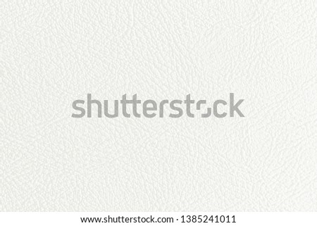White leather texture background. Skin pattern for manufacturing of luxury shoes, clothes, bags and fashion.