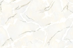 White light color  gloss marble for floor and wall tiles, Marble texture background with high resolution, Italian marble slab, The texture of limestone or Closeup surface grunge stone texture.