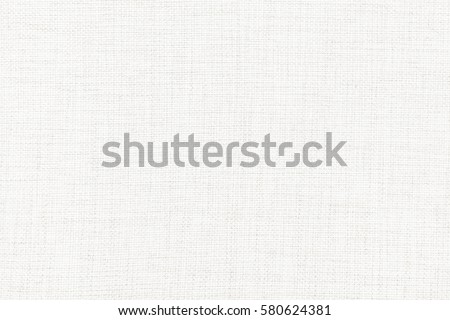 White linen canvas. The background image, texture.