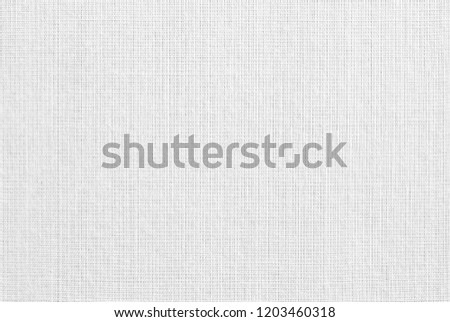White linen texture as background