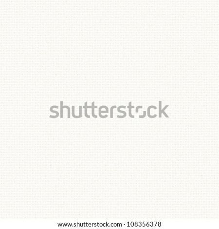 white linen texture with delicate grid pattern seamless background