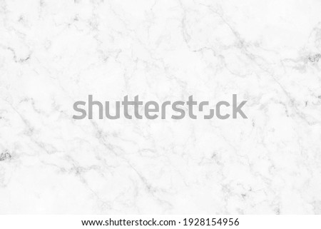 White marble texture background with high resolution in seamless pattern for design art work and interior or exterior. Foto d'archivio ©