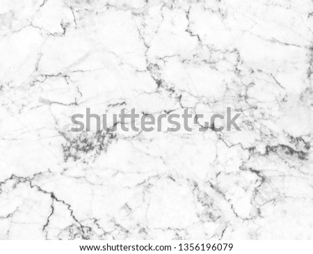White marble used to make black textured pattern background.
