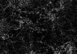 White mesh from fine twisted lines on black wall. Hard cracks on black marble facade mansion house. Awesome art small thin random wrinkle net.Rich bursting effect wallpaper for web page 3d fresh style
