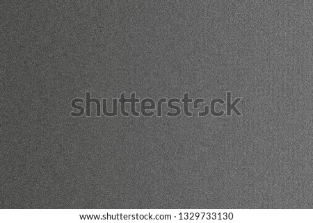 White noise. Background effect with sound effect and grain. Distress overlay texture for your design. Grainy gradient background - illustration.