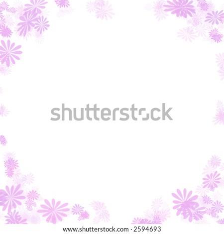 flower clip art borders. Free Clip Art Borders Flowers.
